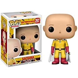 Funko Anime Figurine Pop Vinyle-One Punch Man-Saitama, 14993