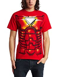 BeltsBucklesTees Iron Man T Shirt
