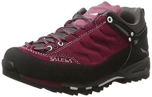 Salewa Mountain Trainer-Bergschuh Damen Trekking-& Wanderhalbschuhe, Violett (RED Onion/Quiet SHADE (1668)), 41