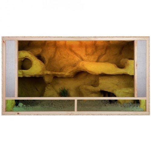 Repiterra® Terrarium aus Holz 150cmx80cmx80cm mit Frontbelüftung