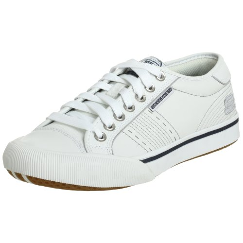 Skechers 50539 WNV Strand Herren Sneaker Weiß