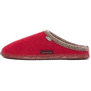 GIESSWEIN Unisex-Erwachsene P. Dannheim Pantoffeln, Rot (Kirsche 362), 40