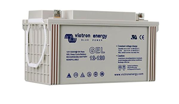Victron AGM 12 V 110ah Deep Cycle Batterie Batterie Batterie Solaire zyklenfest VRLA