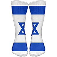 Yuerb Hohe Socken Casual Flag of Israel Foot Movement Dense Stitching Cotton fit for Travel Hiking Soccer High... preisvergleich bei billige-tabletten.eu
