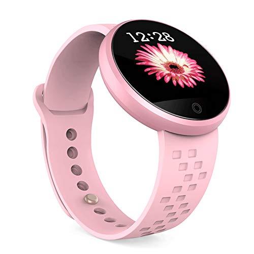 los recién llegados 46670 50218 Reloj inteligente para mujer Fitness, pulsera ajustable ...