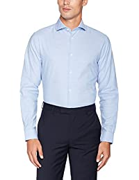 SELECTED HOMME Herren Businesshemd Shdtwosel-Sun Shirt Ls Noos