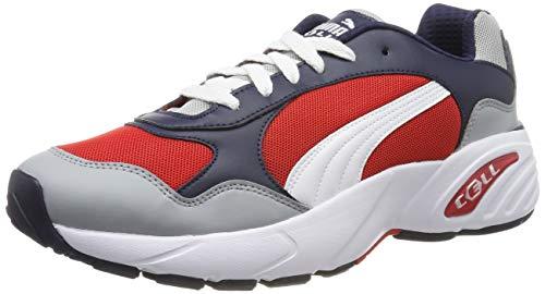 Puma Cell Viper, Sneakers Basses Mixte Adulte, Bleu (Surf The Web White 9), 44.5 EU