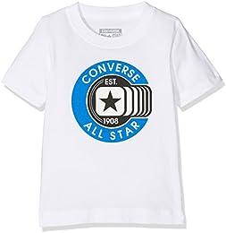 maglietta converse bambino