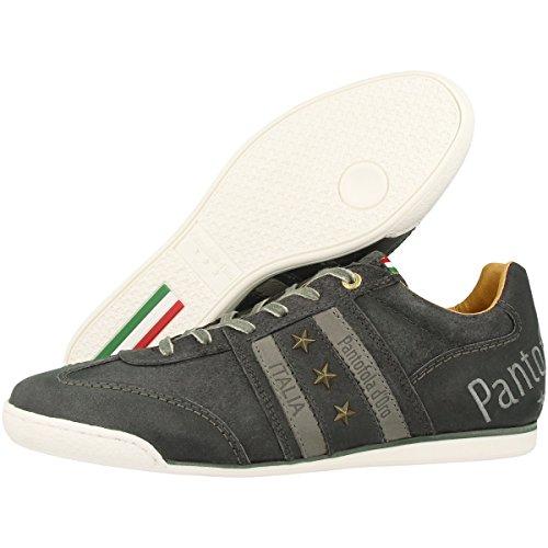 Pantofola d'Oro Herren Imola Nuovo Vecchio Uomo Low Top Grau (72w)