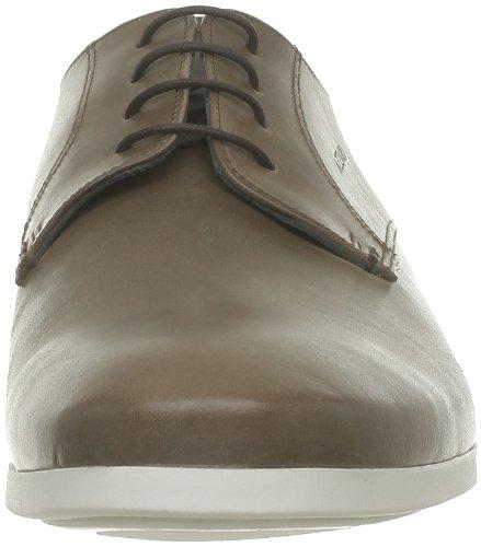 Azzaro Hook, Chaussures à lacets homme Marron (Moka)