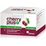 Cellavent Healthcare Cherry PLUS - Das Original: 100% naturreiner und hochkonzentrierter Montmorency-Sauerkirschen Extrakt / 180 Kapseln