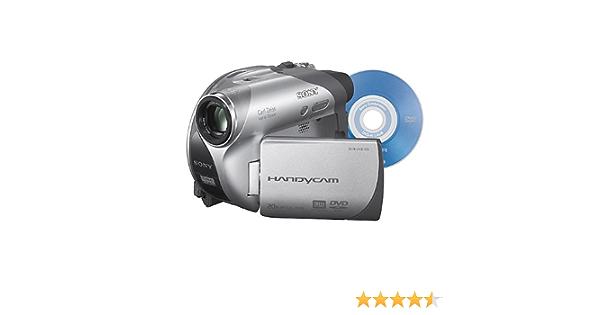 Sony Dcr Dvd 105 Dvd Camcorder Kamera