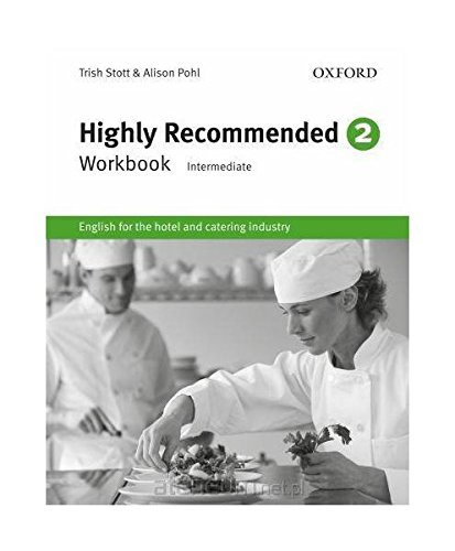 Portada del libro Highly Recommended 2 WB [KSIĄŻKA]