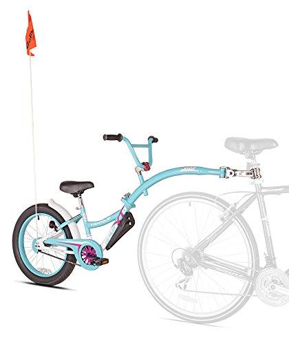 WeeRide Blau Co Pilot Custom Xt-Befestigtes Fahrrad [anhänger, Anker,, 51 cm