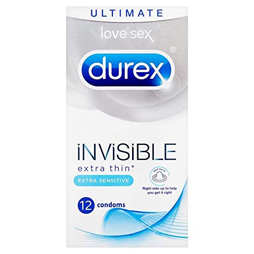Durex Invisible...