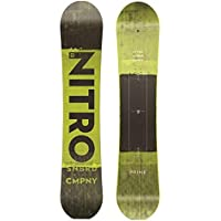 Nitro Prime Toxic Wide Snowboard 156 Wide 2019