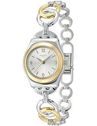 Swatch Unisex Erwachsene-Armbanduhr YSS286G