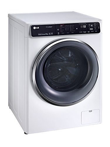 LG Electronics F 14U1 TBS2H Waschmaschine FL / A+++ / 117 kWh/Jahr / 1400 UpM / 8 kg / 8900 L/Jahr /...