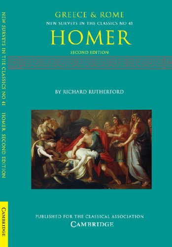 Homer 2nd Edition (New Surveys in the Classics)