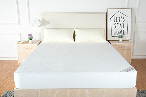 Preisvergleich Produktbild Reine Baumwolle Wasserdicht Mite resistent Matratzeset Schutzhülle Betten , 120*200+30cm