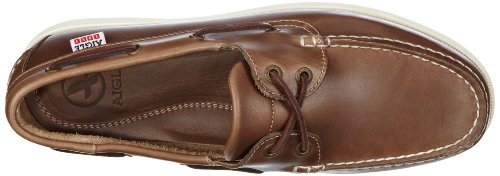 Aigle America 2, Chaussures basses homme Marron (Stone)