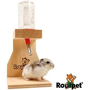 [Gesponsert]Rodipet® TRÄNKE mit Standfuß 18.5 cm (M)