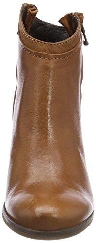 Mentor Damen Ankle Zip Boot Stiefel Braun (Brown)