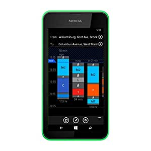 Nokia Lumia 530 SIM-Free Smartphone - Green