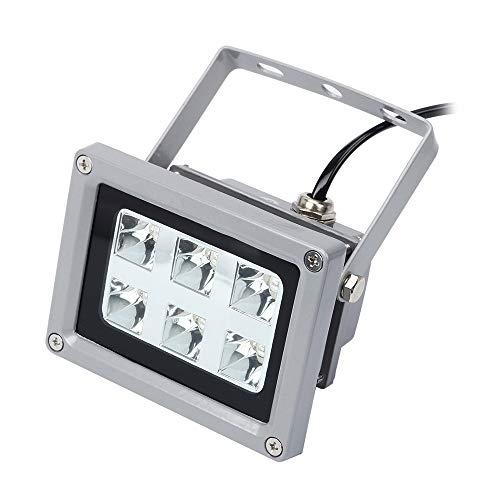 Aibecy UV Harz Lichthärtelampe für SLA/DLP 3D-Druckerzubehör verfestigen lichtempfindliches Harz 6pcs 405nm UV-LED-Lichter mit 60W Leistung beeinflussen