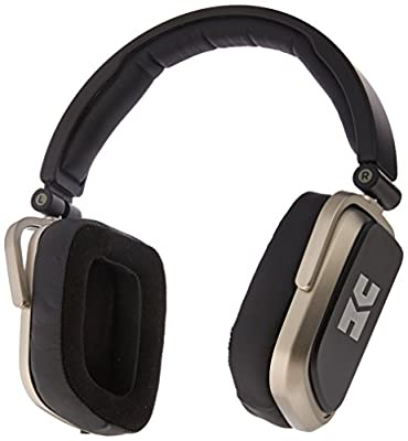 HifiMan Electronics Edition S Open/Closed Back On-Ear Dynamic Headphones (Black)