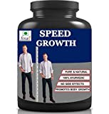 Hindustan Ayurveda Speed Growth Ayurvedic Banana Flavour Height Supplement for Men and Women