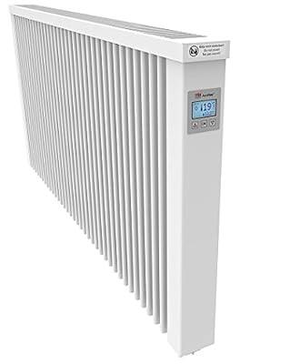 AeroFlow Elektroheizung - mit Schamottespeicherkern, Displayregler von Thermotec AG auf Heizstrahler Onlineshop