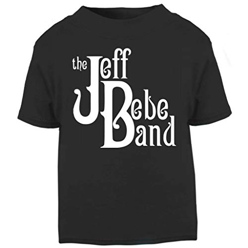 Cloud City 7 Almost Famous The Jeff Bebe Band Baby and Toddler Short Sleeve T-Shirt