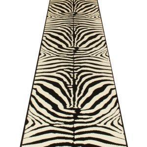 Zebra Print–Hall, Treppe Teppich Läufer (erhältlich in jede Länge bis 30m) (Zebra-print-teppiche 8x10)