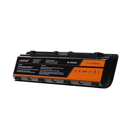 LENOGE PA5023U-1BRS PA5024U-1BRS Ersatz Laptop Akku für Toshiba Satellite C850 C850D C855 C870 L850 Dynabook T752 T852 T8F PA5025U-1BRS PA5026U-1BRS PABAS259 PABAS261 PABAS262 (11.1V, 5200mAh) (Akku Laptop Toshiba)