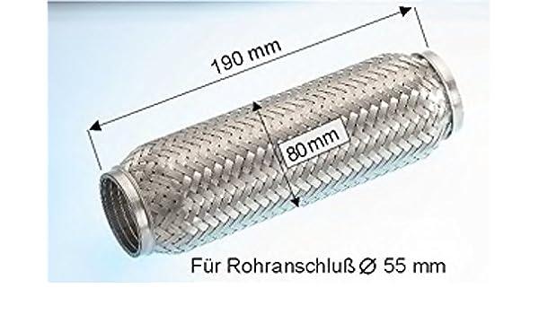 Abgasanlage Ebersp/ächer 99.109.79 Flexrohr