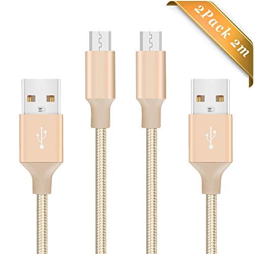 lot-de-2-cables-2m-cable-usb-micro-budgetgood-garantie-a-vie-synchronisation-recharge-renforce-pour-
