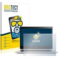 BROTECT Protector Pantalla Mate para HP ZBook Studio x360 G5 Película Protectora - Anti-Reflejos, Anti-Huella
