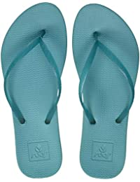 5cde227d71cc Amazon.co.uk  Turquoise - Flip Flops   Thongs   Women s Shoes  Shoes ...