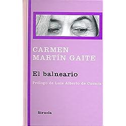 El balneario (Libros del Tiempo) Premio Café Gijón 1954