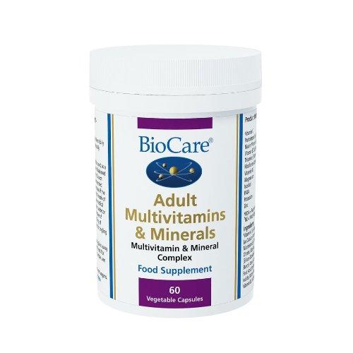 Adult Multivitamins & Minerals 60 veg. Kapseln BC (vegan)