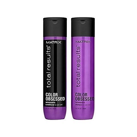 Matrix Gesamt Ergebnisse Farbe Besessen Shampoo Und Conditioner (300Ml)