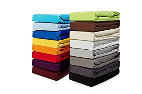 Topper Fitted Sheet for Box-Spring Bed - 140/160x200 -