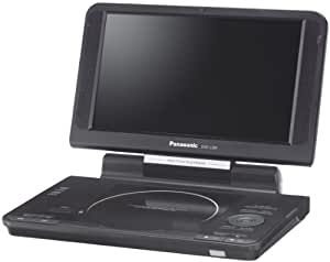 panasonic dvd ls92eg k tragbarer dvd player 22 9 cm 9. Black Bedroom Furniture Sets. Home Design Ideas