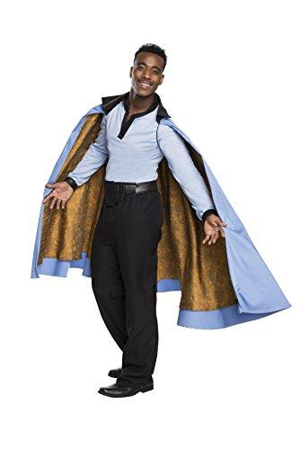 Star Wars Grand Heritage Lando Calrissian Costume Adult Standard (Lando Calrissian Kostüm)