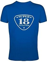 Tee shirt Super 18 Vintage Homme