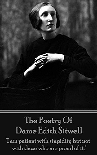 75bdc86960e5df The Poetry Of Dame Edith Sitwell