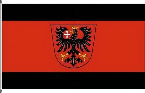 Königsbanner Autoflagge Wetzlar - 30 x 45cm - Flagge und Fahne