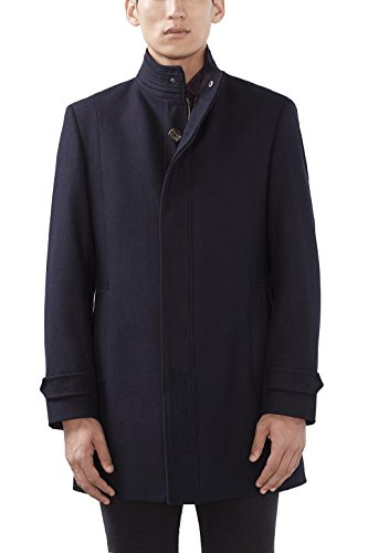 ESPRIT Collection 106EO2G014, Giubbotto Uomo, Blu (Navy), Large ( 50)