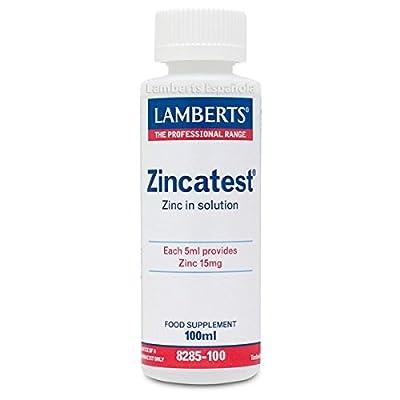 Zincatest by Lamberts